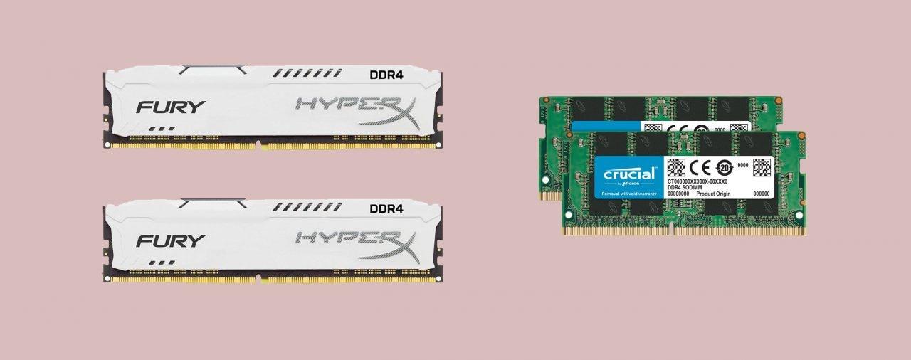 Avete bisogno di più RAM? Amazon vi accontenta con sconti per moduli desktop e notebook