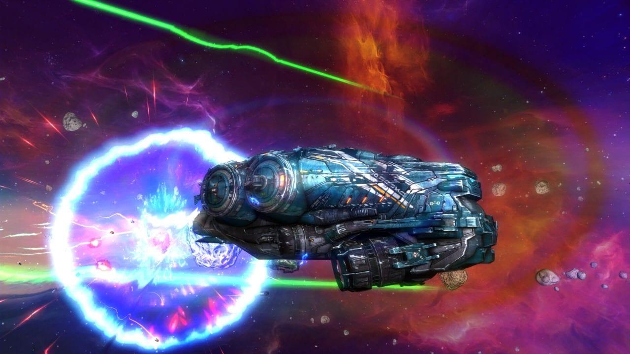 Rebel Galaxy gratis su Epic Games Store dal 12 al 19 agosto: pirati spaziali all'arrembaggio (video)