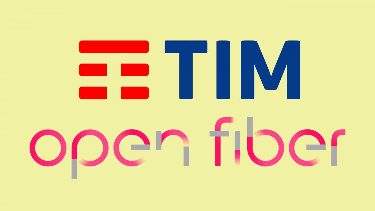 Arriva l'annuncio ufficiale: TIM e Open Fiber valutano un accordo per integrare le rispettive reti in fibra ottica