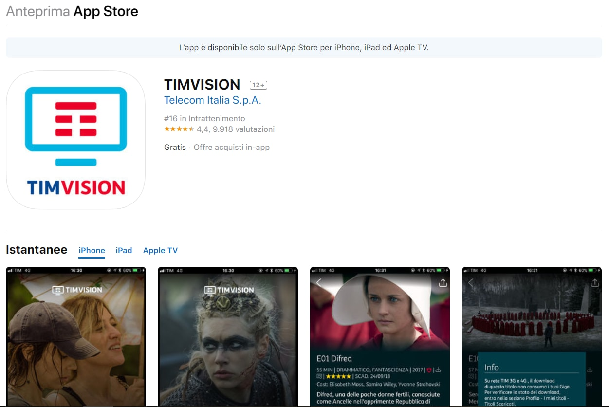 timvision-apple-tv