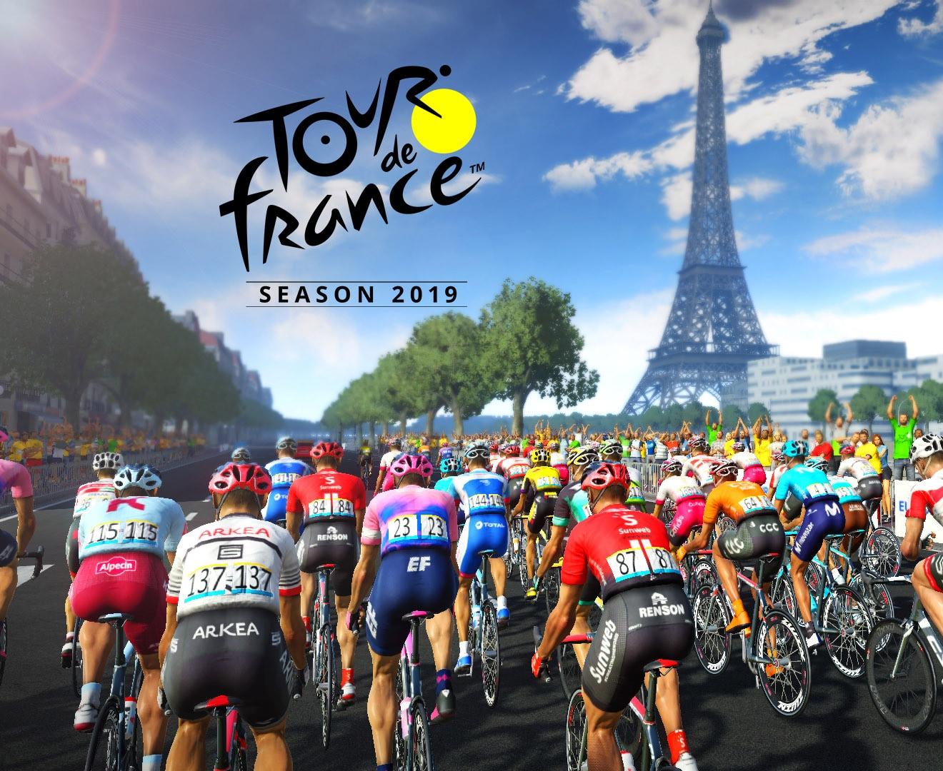 Tour De France Ps4