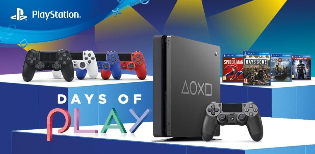 """Offerte Unieuro """"Days of Plays"""" fino al 17 giugno: giochi PS4 e console in super sconto"""
