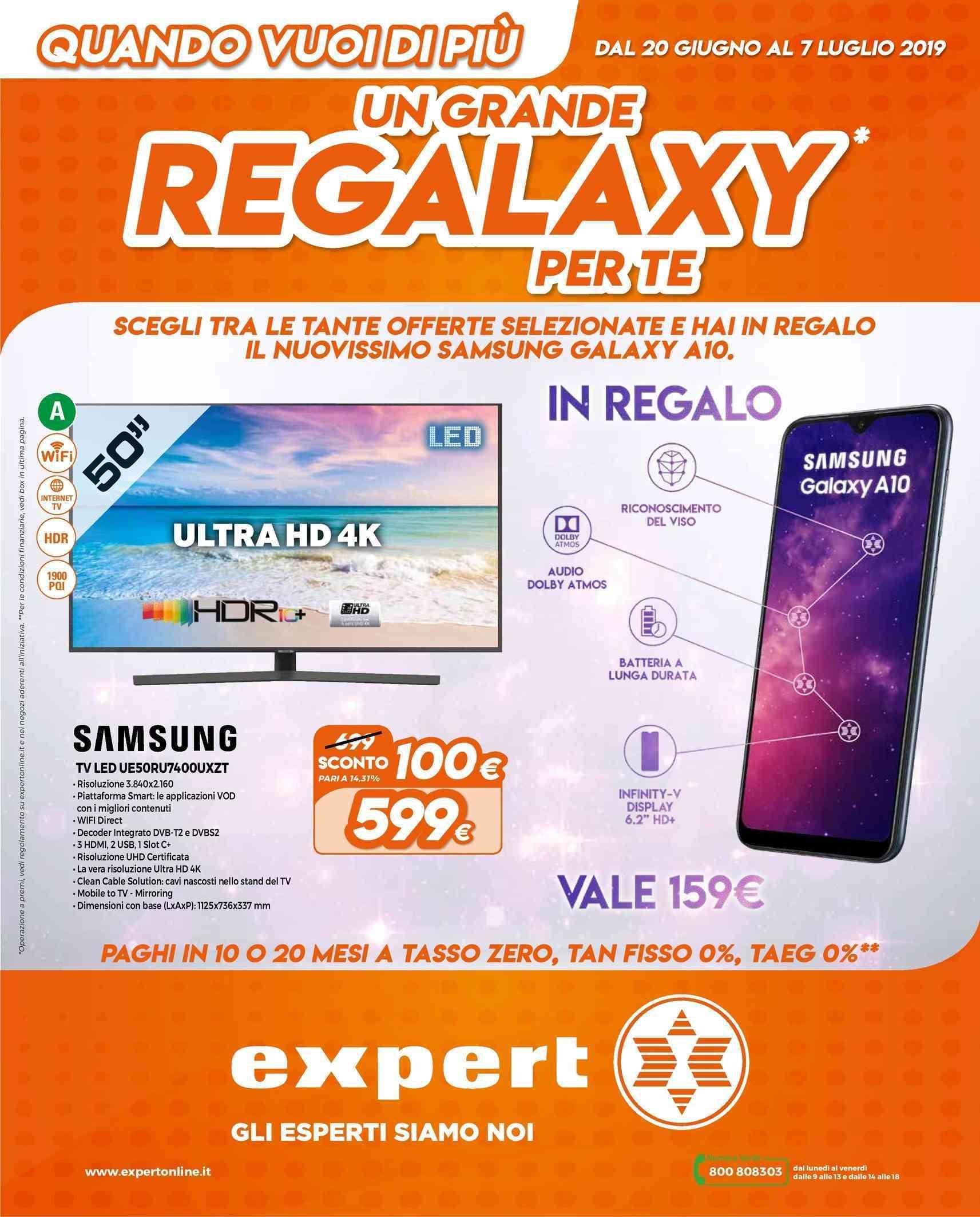 volantino expert regalaxy giugno 2019 (1)