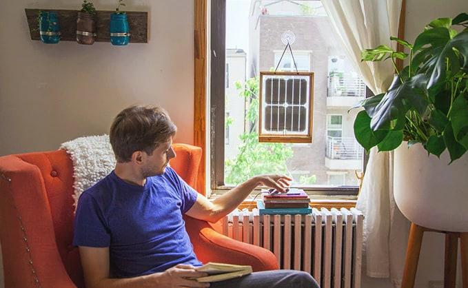 Questo progetto di Kickstarter vuole rendere  green  anche il vostro appartamento partendo dalle finestre (video)