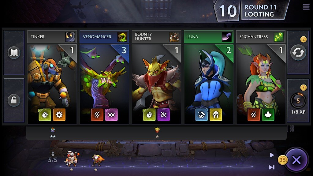 Dota Underlords Android iOS Steam (1)
