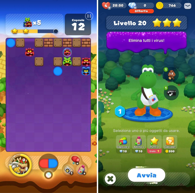Dr. Mario World Screenshot (1)