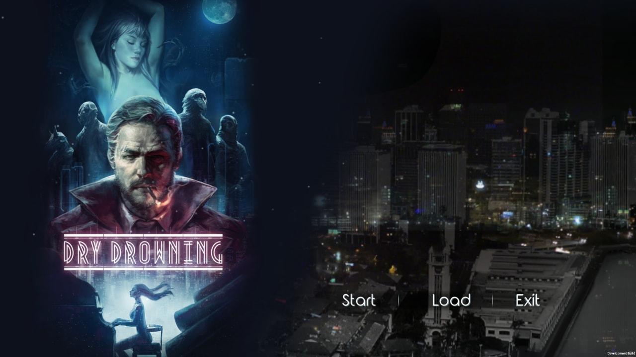Dry Drowning è una visual novel interattiva tutta italiana in arrivo su PC e Console (foto e video)