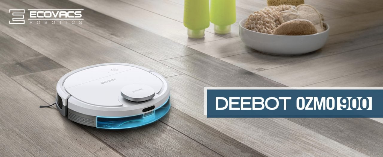 Offerta WOW Prime Day: robot pulizia ECOVACS DEEBOT OZMO 900 a 299€
