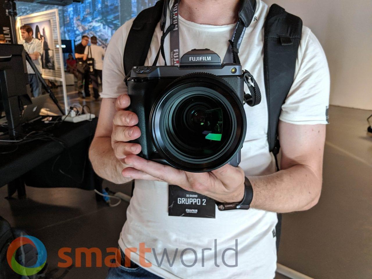 """Fujifilm GFX 100: cento megapixel sono il """"meno"""" (anteprima foto e video)"""