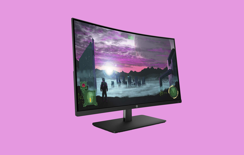 Buon prezzo per il monitor gaming curvo di HP: un 27″ a 144 Hz che vi piacerà - image  on https://www.zxbyte.com