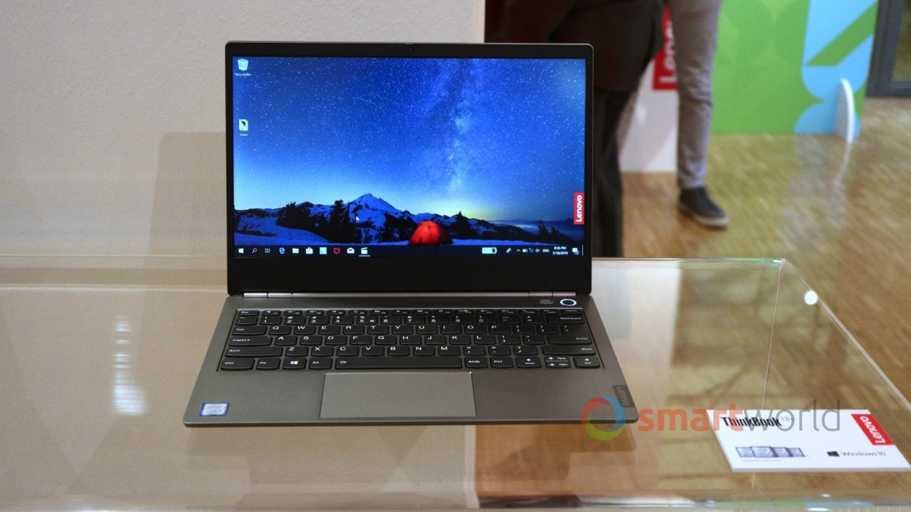 Lenovo annuncia la linea ThinkBook: portatili per il lavoro, ma anche belli da vedere (foto)