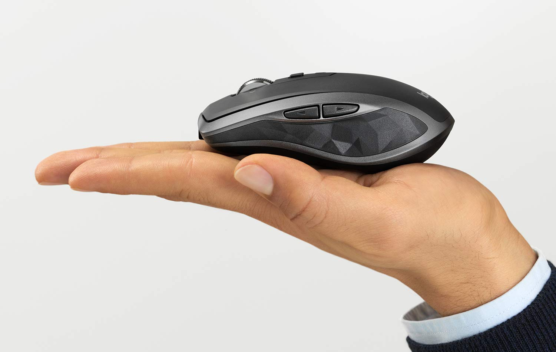 Mouse wireless al miglior prezzo: Logitech MX Anywhere 2S in sconto a 44€ - image Logitech-MX-Anywhere-2S_cr on https://www.zxbyte.com