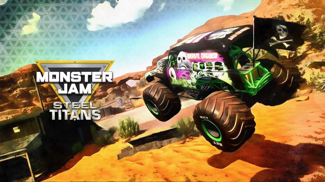 Monster Jam: Steel Titans non è abbastanza grosso (recensione)