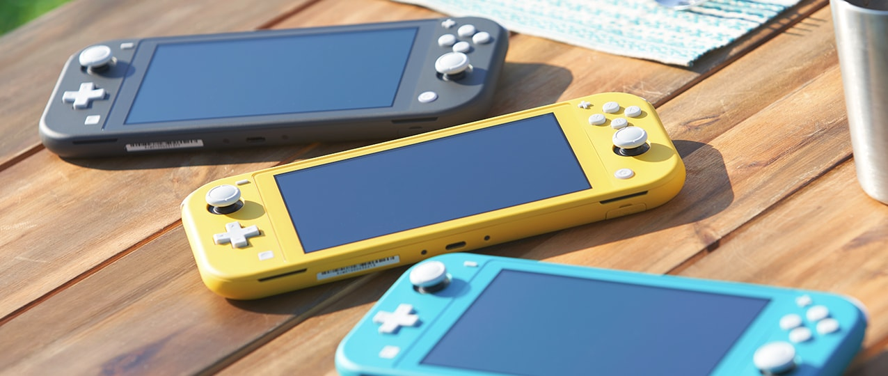 Nintendo Switch e Switch Lite in offerta speciale su eBay a prezzi ottimi
