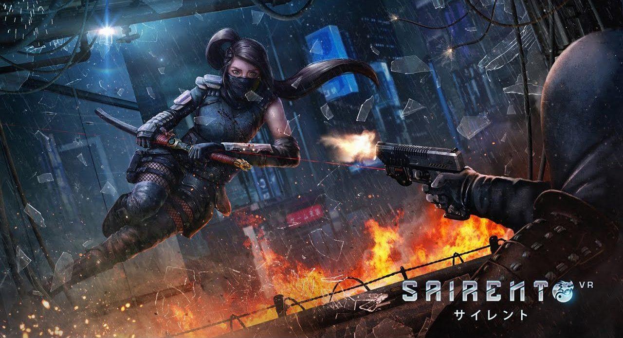 """Sairento – """"Il"""" gioco d'azione a cui ispirarsi (recensione VR)"""
