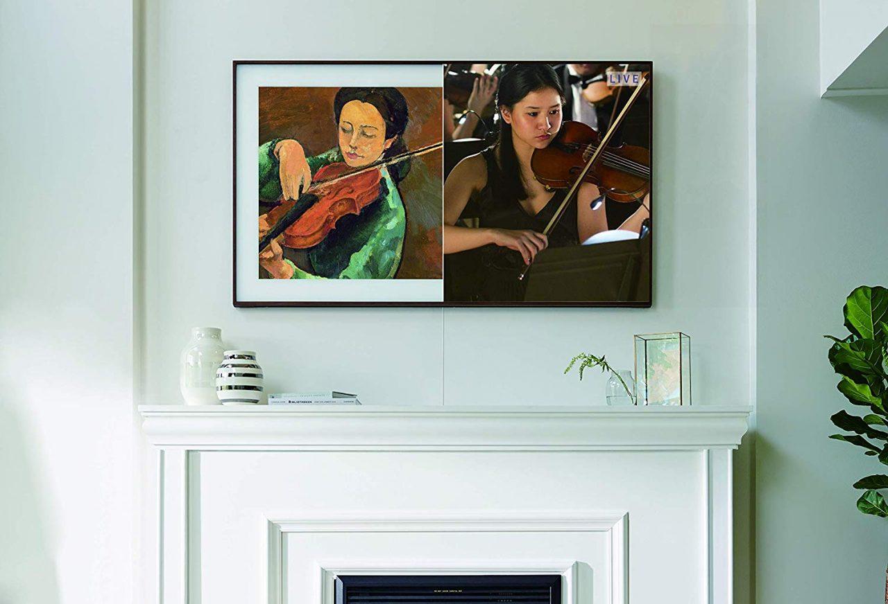 "Offerta WOW Prime Day: Samsung The Frame TV 4K da 65"" a 1.199€"