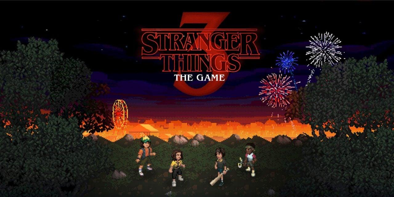 Stranger Things 3 The Game è Disponibile Su Pc E Console Ma Non Su