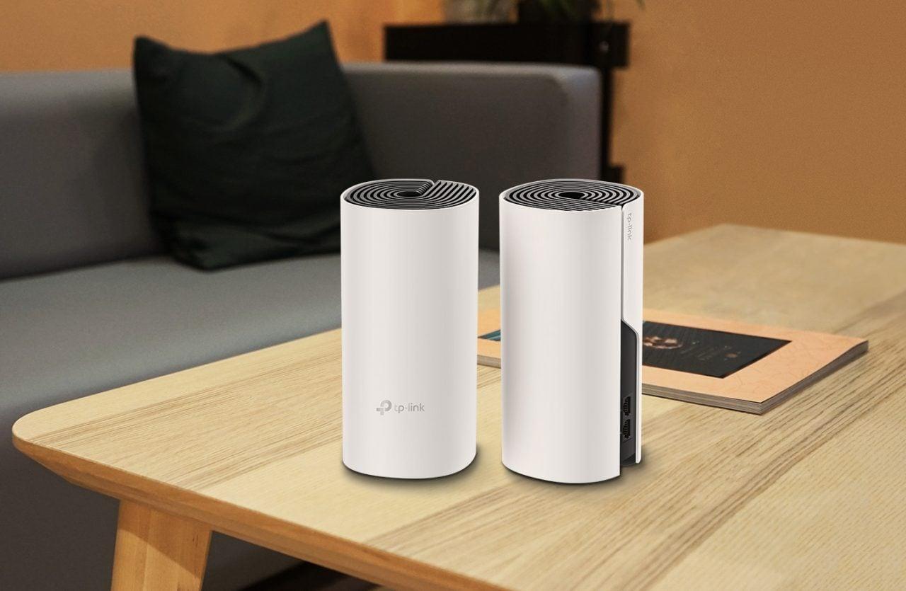 Migliorate la vostra connessione wireless con il kit Wi-Fi Mesh TP-Link a 79€