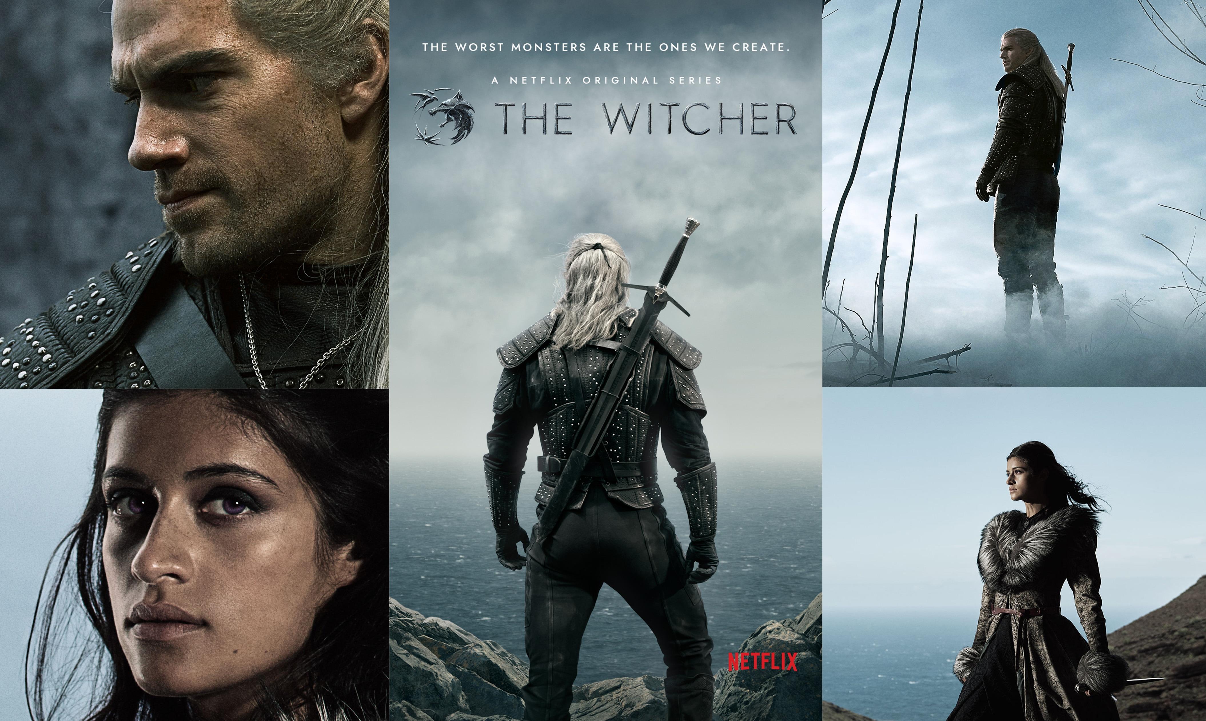 The Witcher Tv Series Besetzung