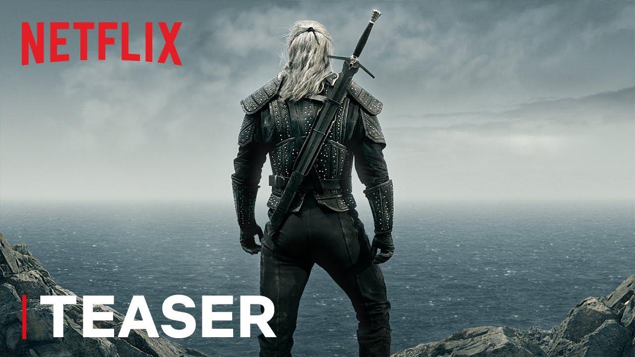 Netflix al Lucca Comics & Games: trailer in anteprima mondiale The Witcher e padiglione de La Casa di Carta
