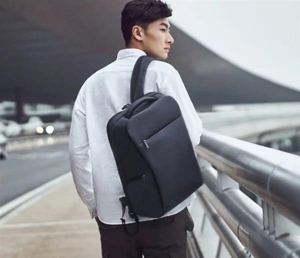 Xiaomi lancia il suo nuovo zaino adatto a portare tutta la tecnologia quotidiana di cui avete bisogno (foto)