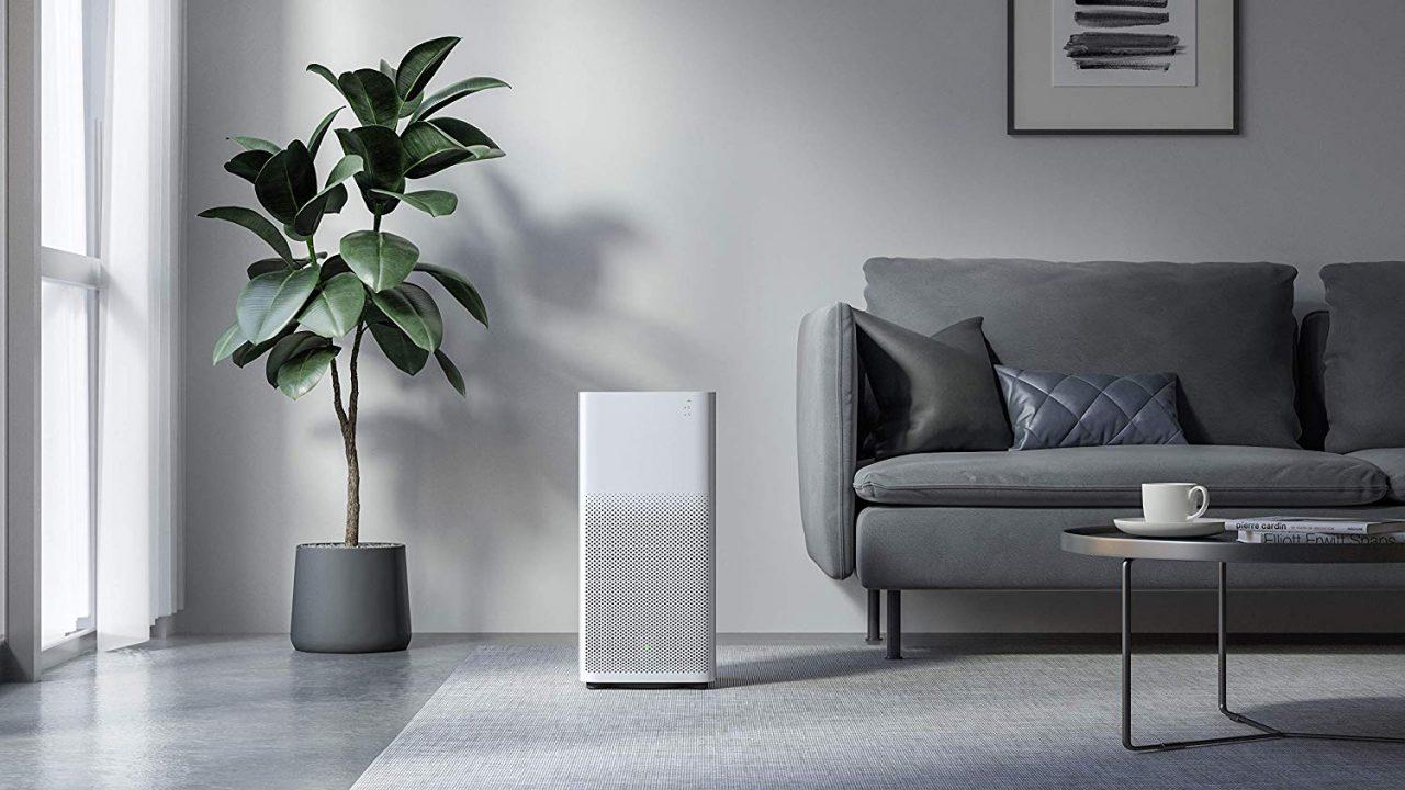 Volete un'aria più pulita? Sconto per Xiaomi Mi Air Purifier 2H oggi a 99€
