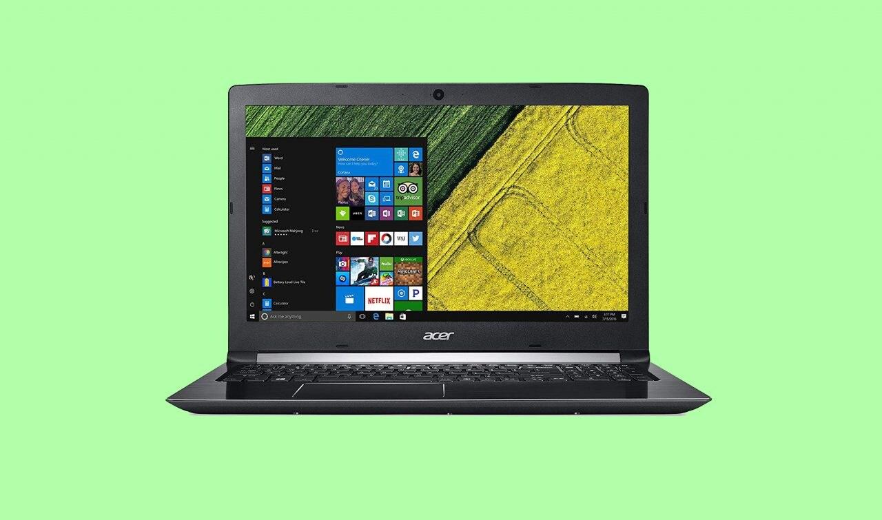 """Acer Aspire 5 a 422€ su Amazon: un notebook da 15,6"""" con hardware tutto AMD"""