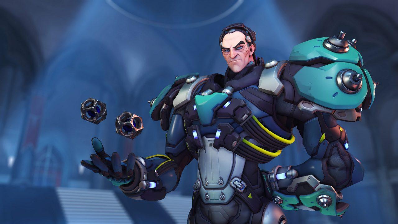 Sigma è il nuovo eroe tank di Overwatch: ecco le sue abilità e come provarlo (video)