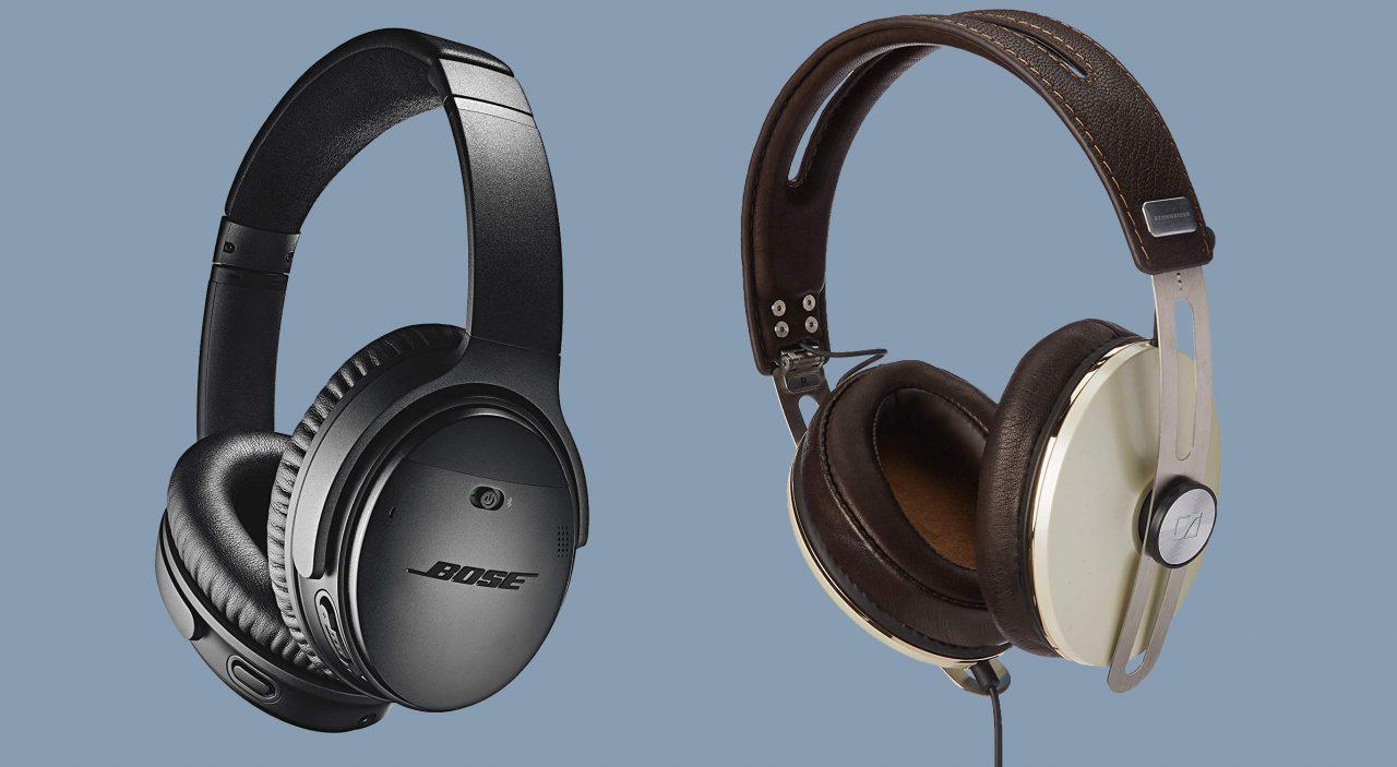 Ghiotte offerte sulle cuffie Bose e Sennheiser su Amazon: si parte da 126€