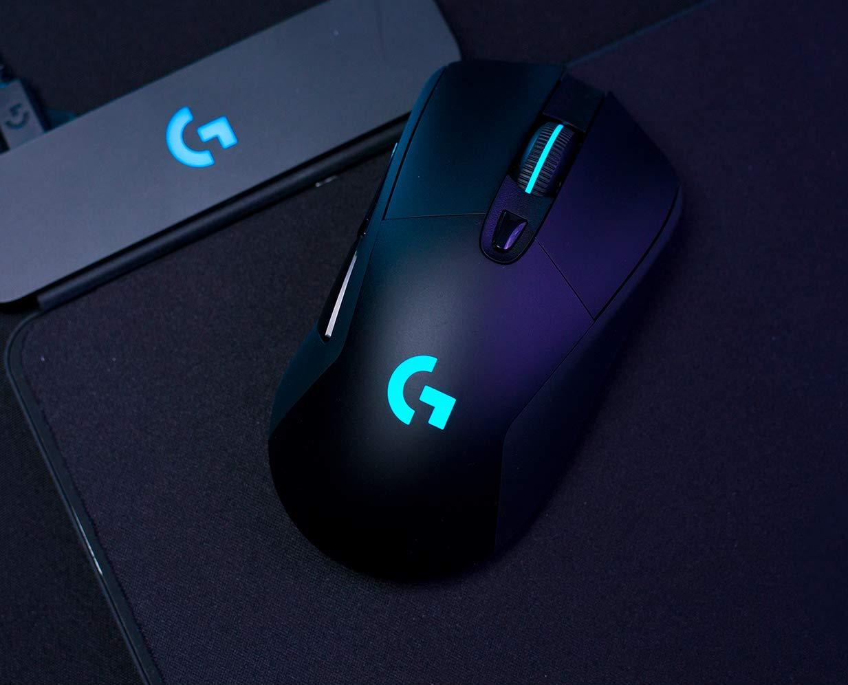 Logitech G703 in SCONTO su Amazon: mouse gaming preciso e senza fili a soli 64€