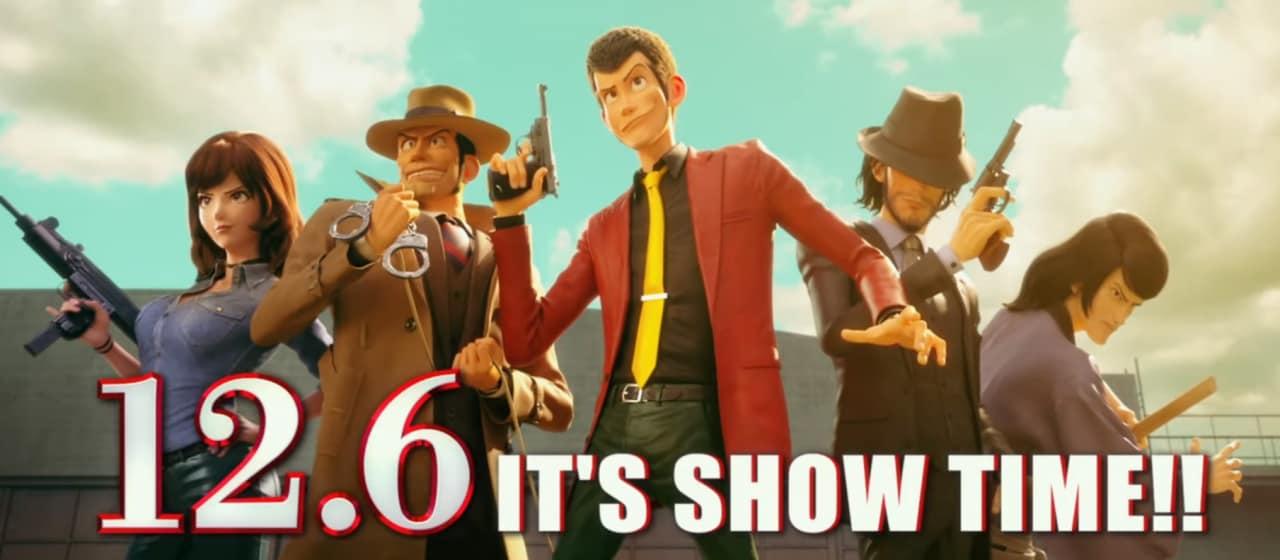 Il primo trailer di Lupin III in 3D non è poi così male (video)