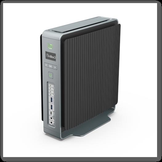 MintBox 3 è un potentissimo e piccolissimo PC basato su Linux