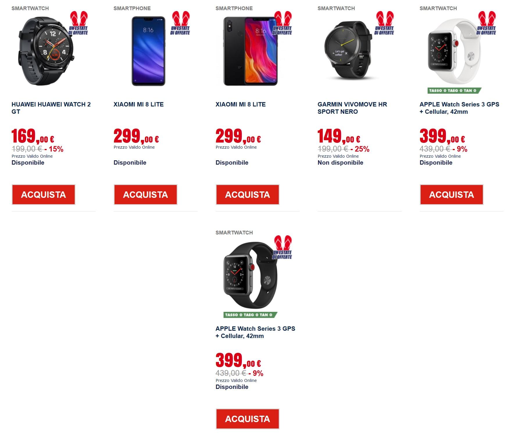 trony Happy Price smartwatch
