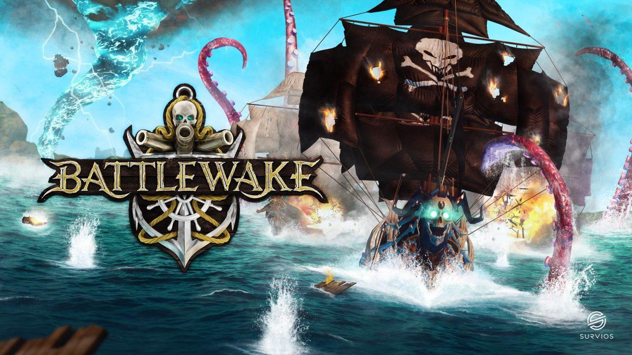 BattleWake, nuovo gioco piratesco VR, arriverà a settembre