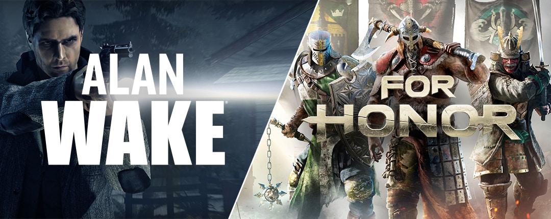 For Honor e Alan Wake gratis su Epic Games Store fino al 9 agosto (video)