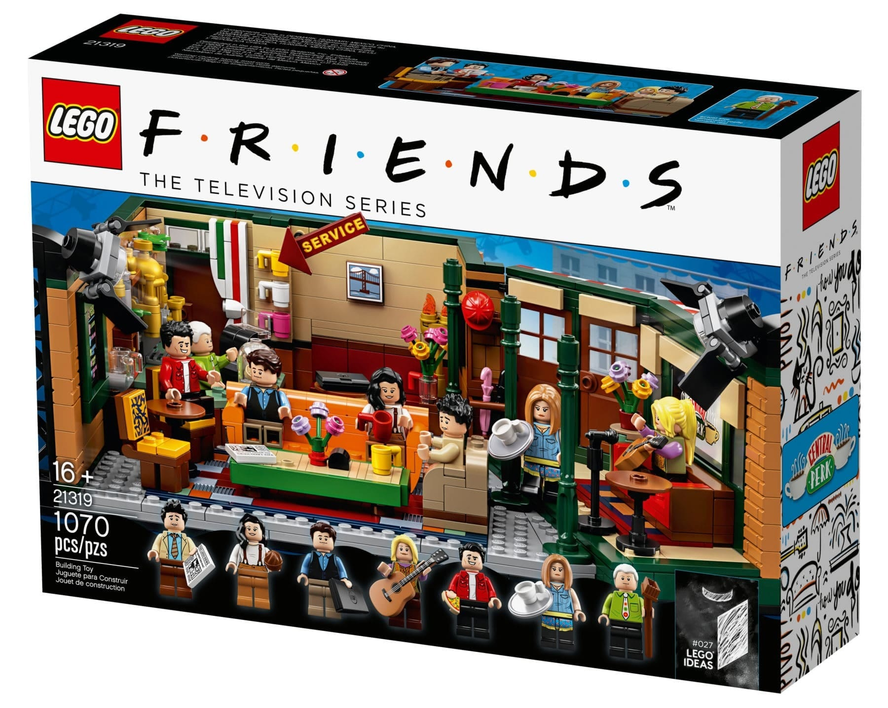 LEGO 21319 Friends (1)