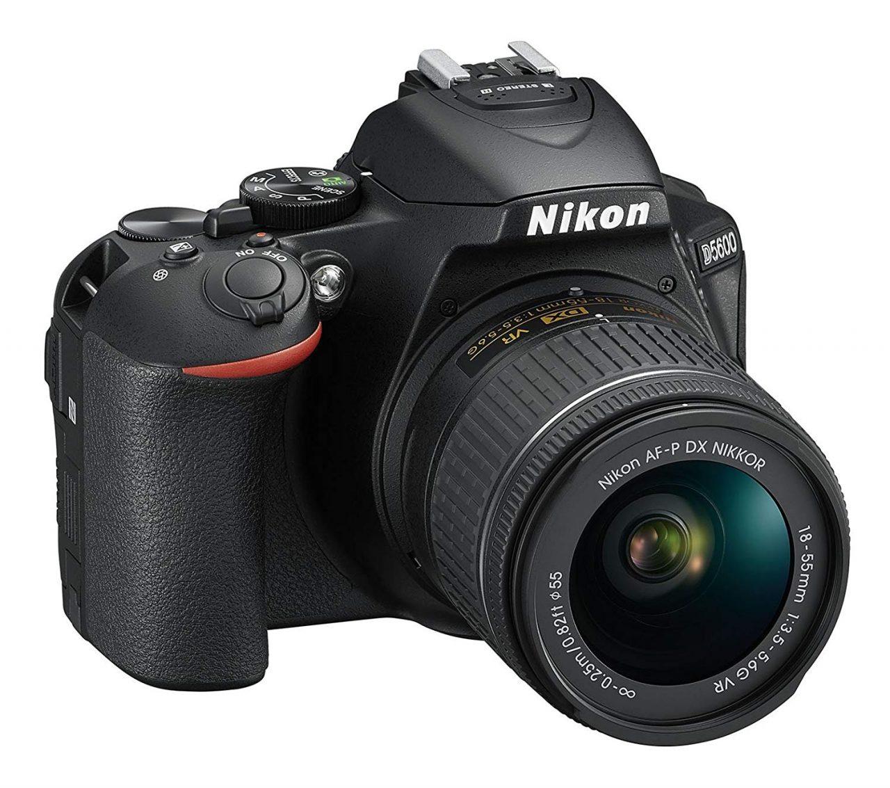 Nikon D5600 in offerta su Amazon: entrate nel mondo delle reflex con 513€