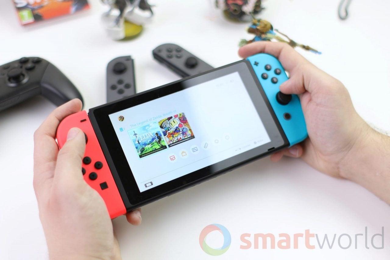 Le vendite di Nintendo Switch sono notevolmente incrementate negli ultimi mesi