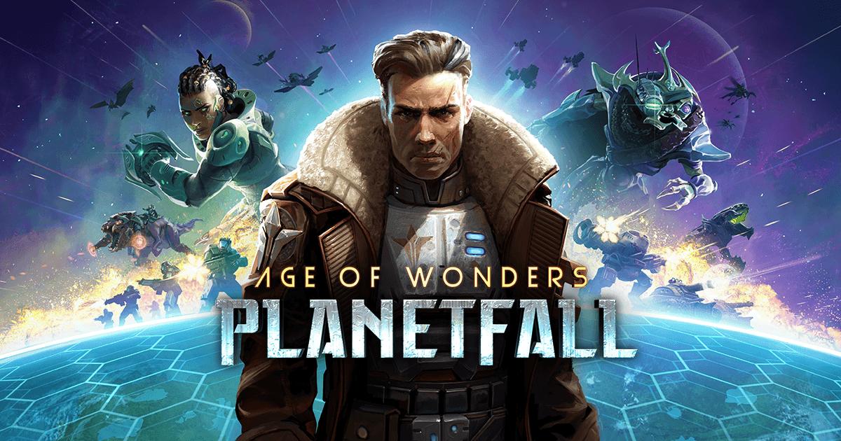 Assetati di strategia? Da oggi è disponibile Age of Wonders: Planetfall! (foto e video)