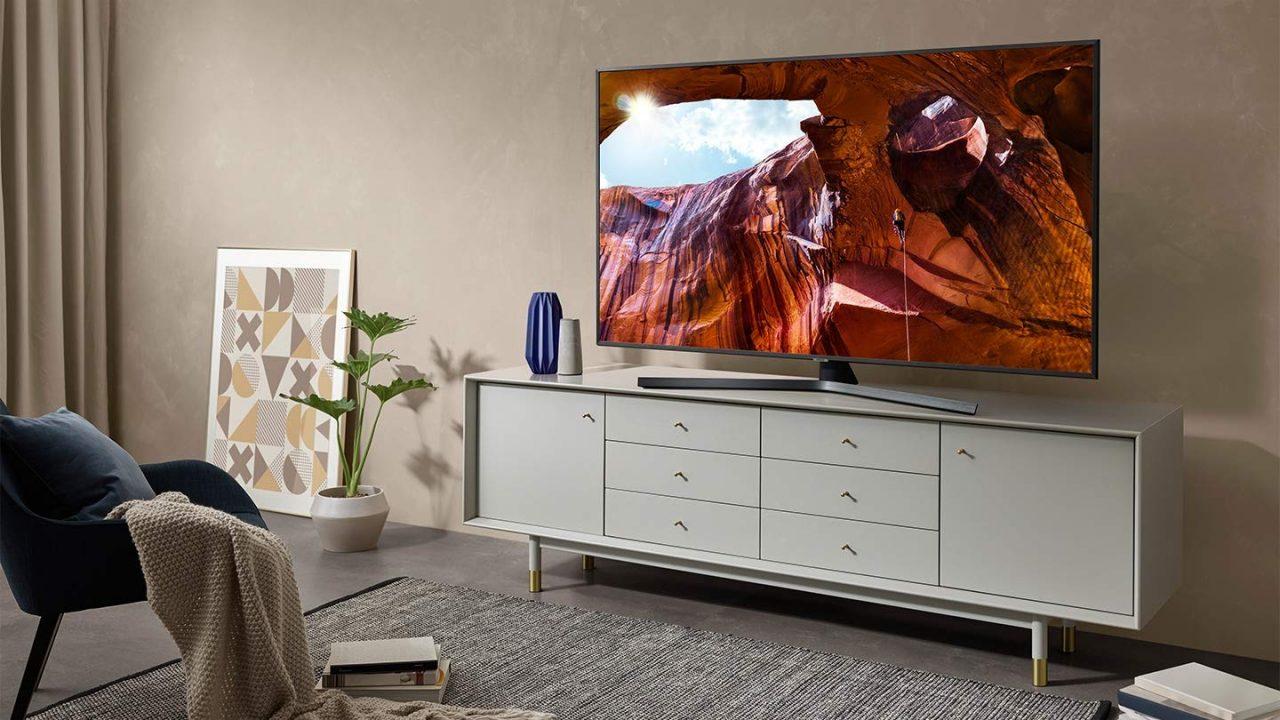 TV 4K Samsung perfetto per il salotto? Ecco un 43″ con HDR10+ a 449€