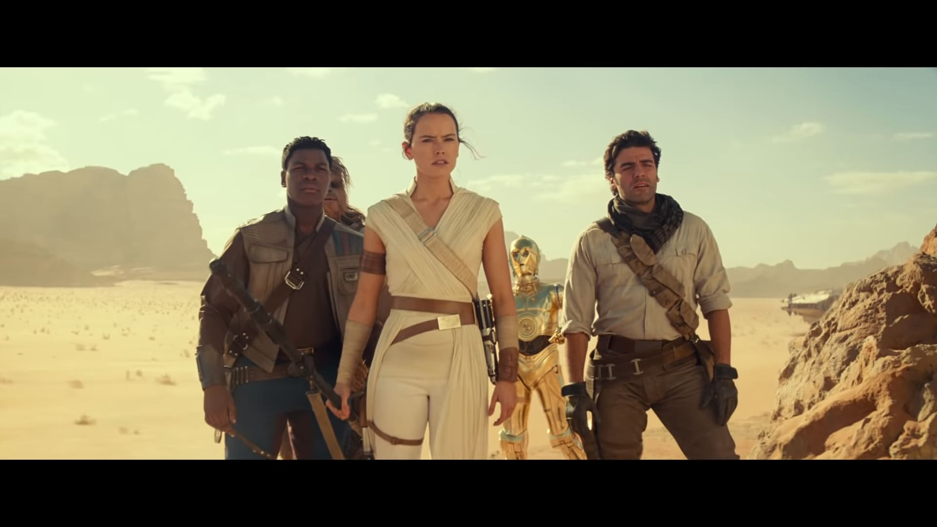 Star Wars_ The Rise Of Skywalker _ D23 Special Look 1-14 screenshot