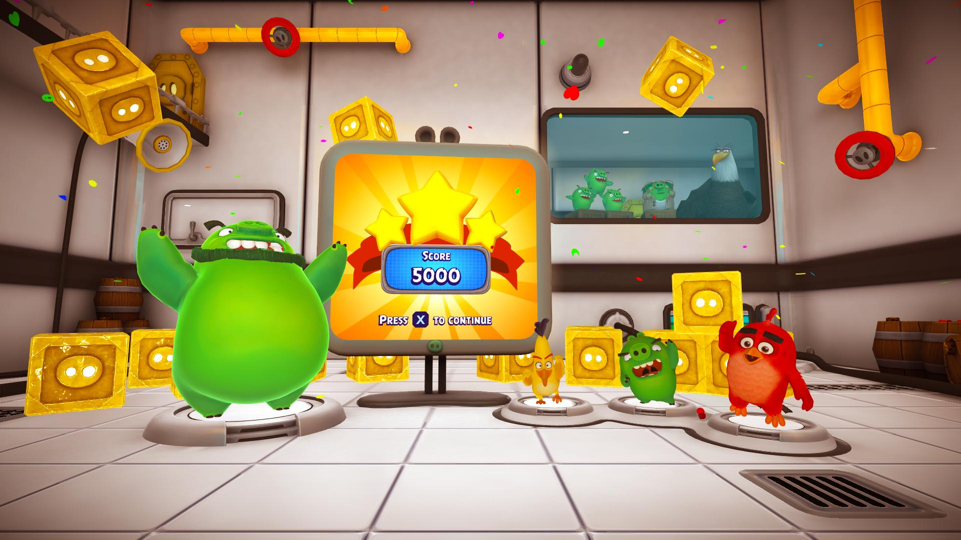 The Angry Birds Movie 2 VR Under Pressure (1)