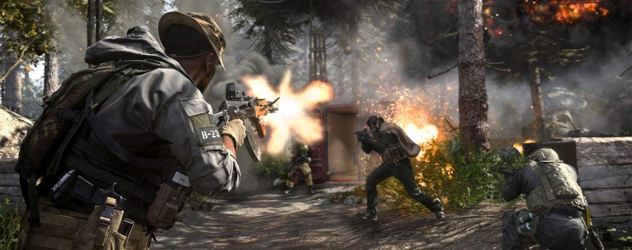 Il trailer del multigiocatore di Call of Duty: Modern Warfare sulle note di Enter Sandman dei Metallica