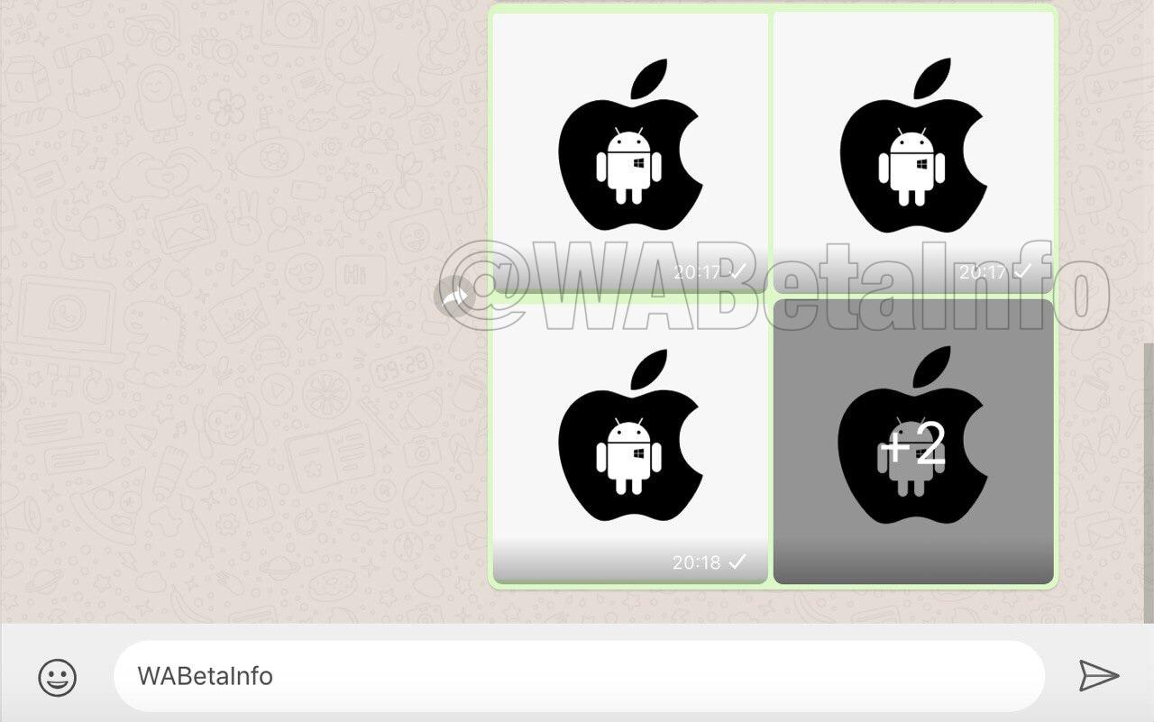 whatsapp web album e adesivi raggrupapti (1)