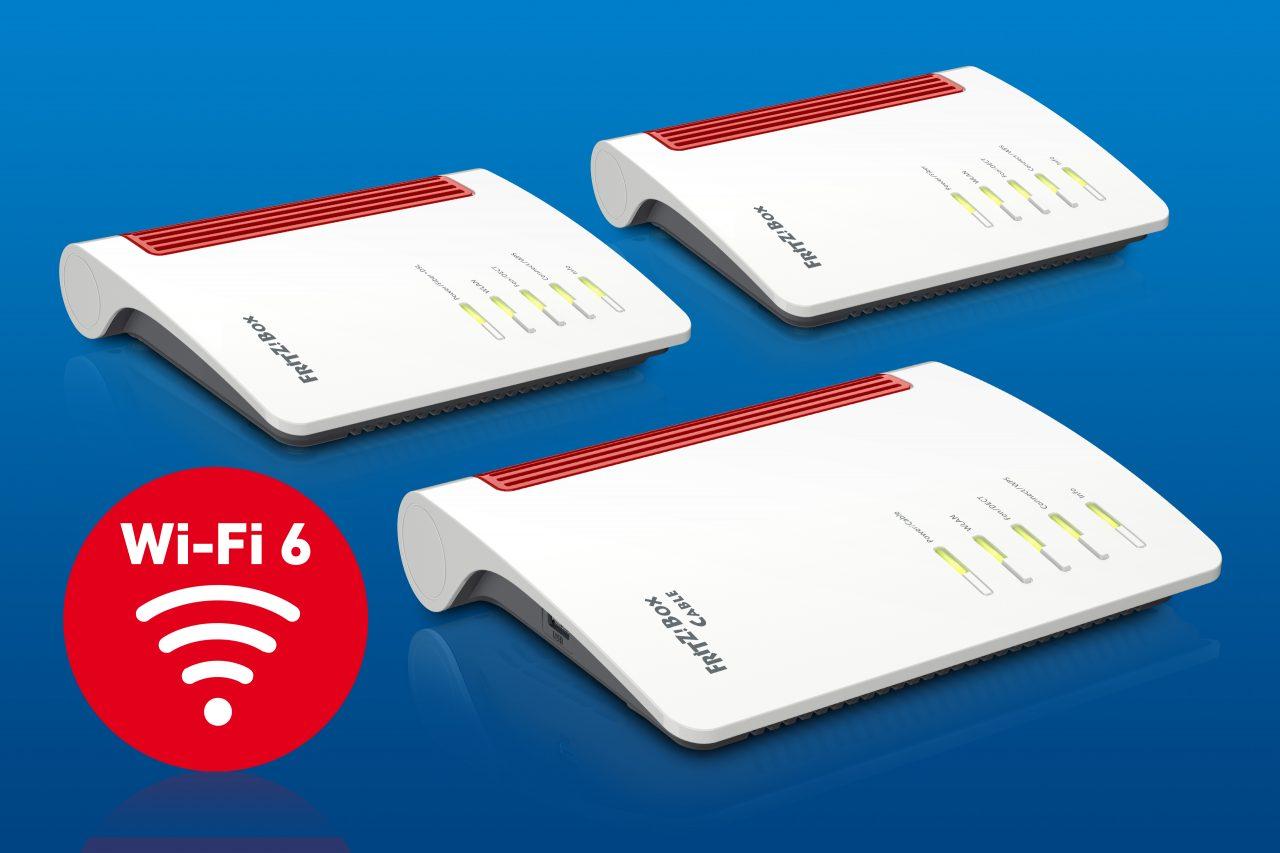 Vagonata di novità per Fritz!: Wi-Fi 6, 5G, smart home e nuovo Fritz!OS (foto)
