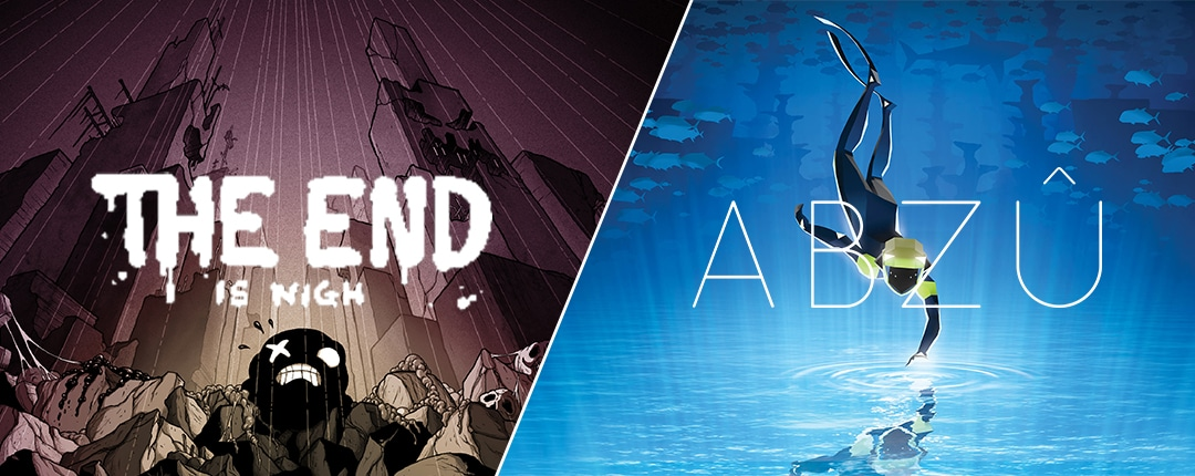 ABZU e The End is Nigh gratis su Epic Games Store fino al 12 settembre (video)