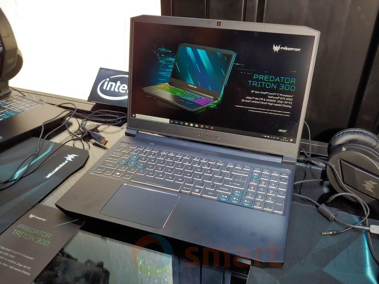 """Acer Predator Triton 300, il portatile gaming con la """"Gemma del Potere""""! (Anteprima IFA 2019)"""
