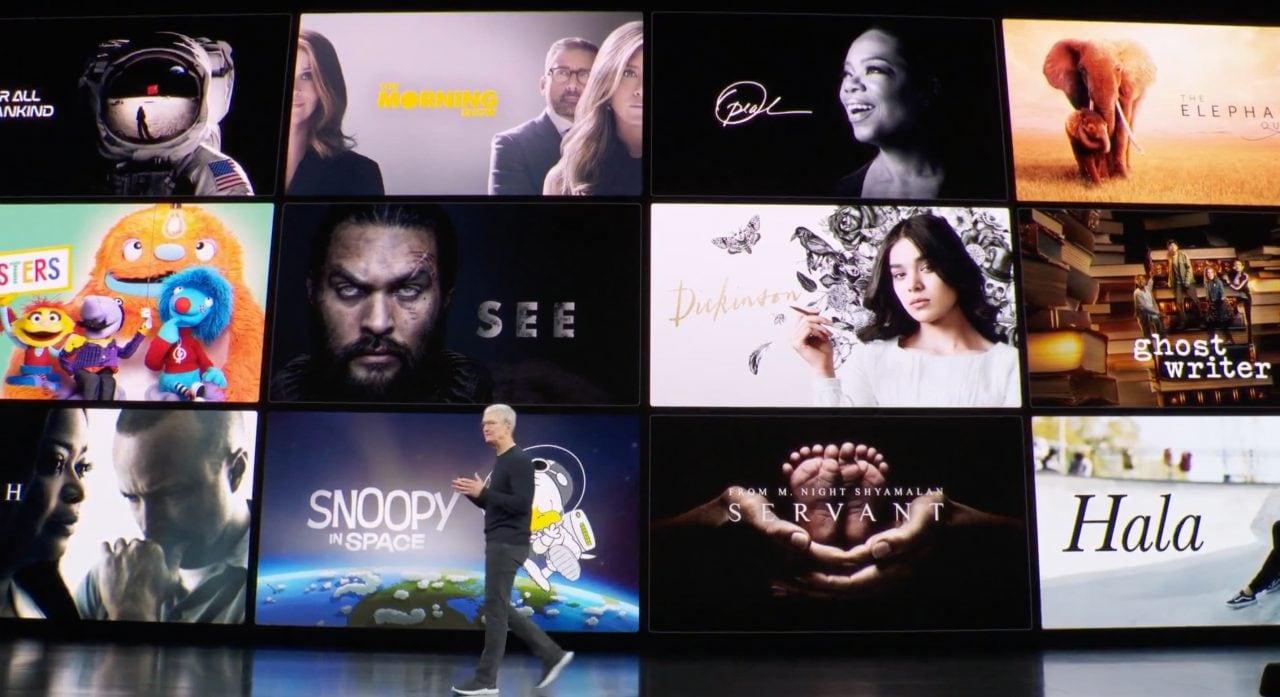 Apple potrebbe integrare alcuni contenuti prodotti da Hollywood su Apple TV+