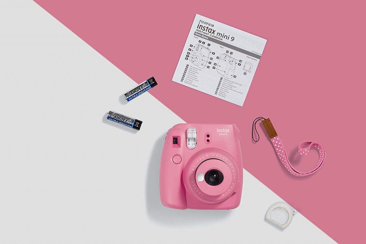 Fujifilm Instax Mini 9 torna in OFFERTA Amazon a soli 49€