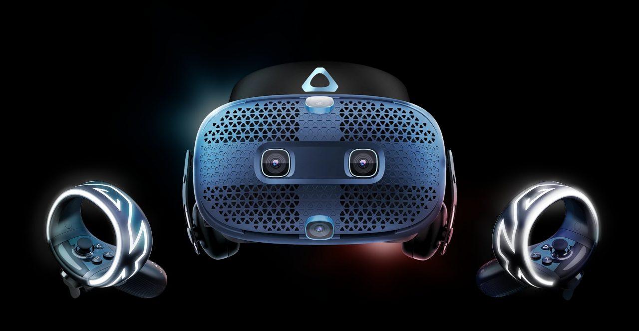 HTC Vive Cosmos ufficiale: prende ispirazione da Rift S, ma vanta hardware migliore e accessorio per l'uso Wi-Fi